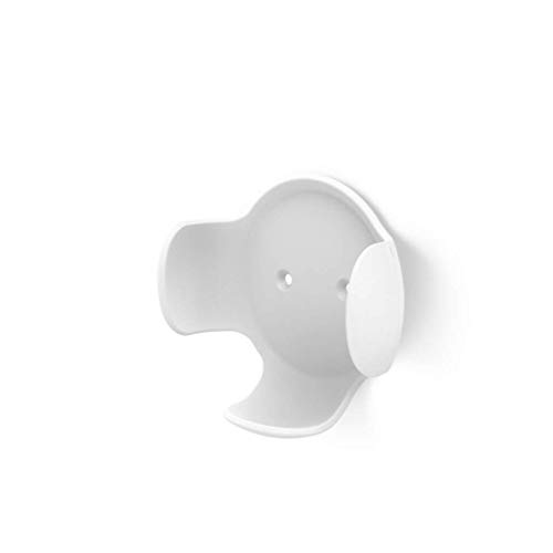 Hama 00181531 Soporte de Pared para Google Home Mini, Blanco