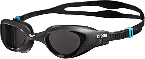 Arena The One Gafas de Natación, Unisex Adulto, Gris (Clear/Grey/White), talla única