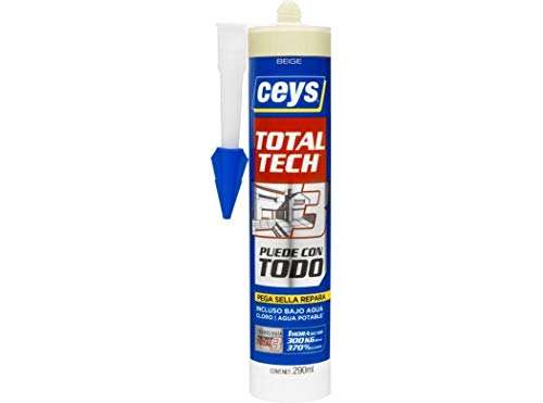 CEYS CE507124 Total Tech Beige Cartucho 290ML