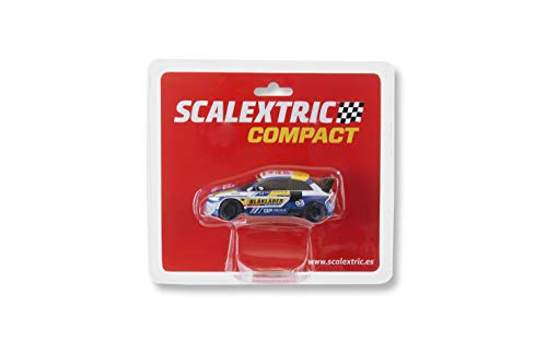 Scalextric- Audi S1 WRX EXTE Compact Coche (Scale Competition Xtreme,SL 1)