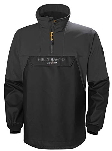 Helly Hansen Chaleco de plumas, negro, 4XL - Chest 55' (140centimeters) para Hombre