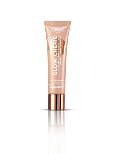 L'Oréal Paris Glow Chérie, Iluminador Natural, Tono Claro Light Glow - 30 ml