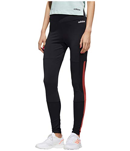 Adidas Fast and Confident Cool Mallas para mujer - Multi - X-Large