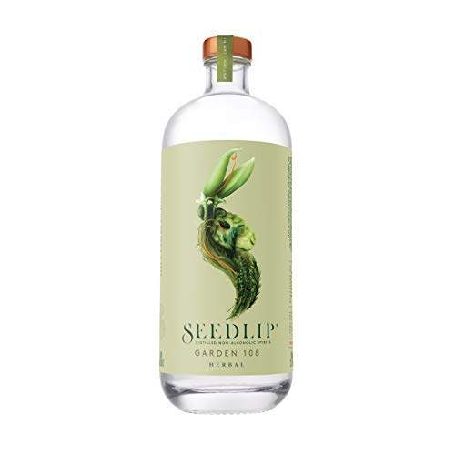 Seedlip Garden 108 Bebida sin alcohol 700 ml