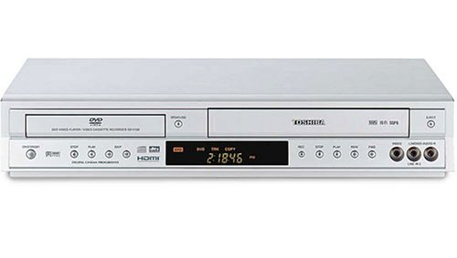 Toshiba SD-V592 DVD/VCR Combo con 1080i Video Upconversion