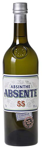 Absente Absente Absinthe 55% Vol. 0,7L In Giftbox - 700 ml