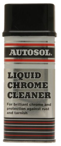 Autosol Liquid Chrome Polish Aluminium & Metal Cleaner Useful 4 Bikes & Cycles