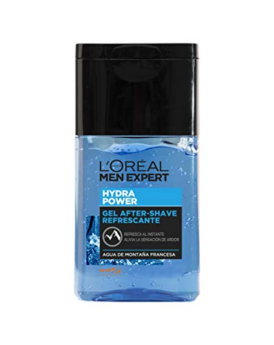 L'Oréal Paris Men Expert Hydra Power, Gel After Shave Refrescante - 125 ml
