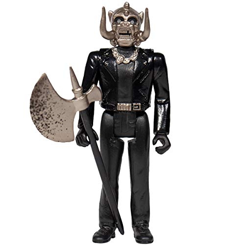 SUPER7 Motorhead Reaction - Warpig Black Series