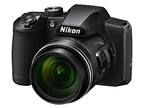 Nikon Coolpix B600 - Cámara digital de 16 MP(3', 4608 x 3456 Pixeles, CMOS, 60x, Full HD) negro
