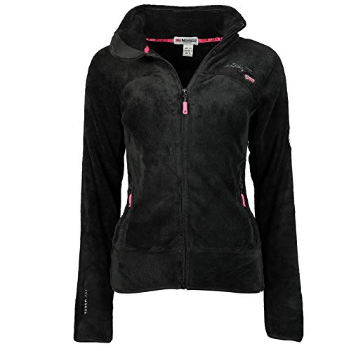 Geographical Norway Polar Mujer UPALINE Negro M