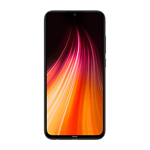 Xiaomi Redmi Note 8 - Smartphone de 6.3' FHD+ (Snapdragon 665 Octa Core, 4 GB RAM, 64 GB ROM, cámara trasera cuádruple de 48 MP, batería de 4000 mAh) Space Black [International Version]