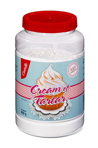 Castello Since 1907 Cream of Tartar - 800 gr