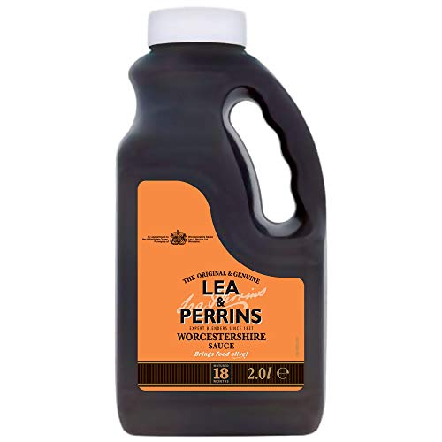 Lea & Perrins Worcestershire Sauce - 1 x 2ltr