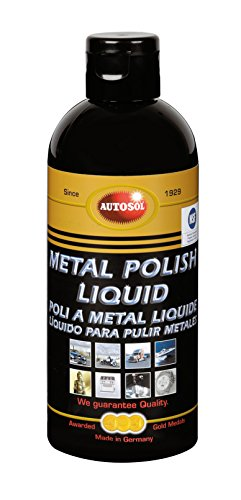 Autosol 11 001210 Metal Polish Liquid - Líquido para pulir Metales, 250 ml