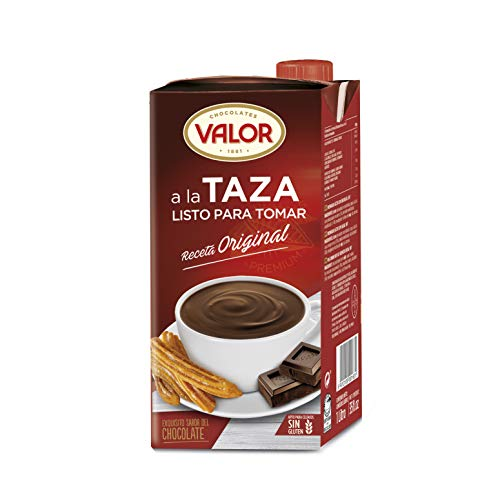 Chocolates Valor a la Taza, 1L
