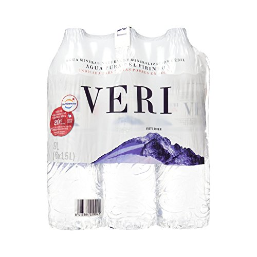 Veri - Pack 6 Botella 1'5 L