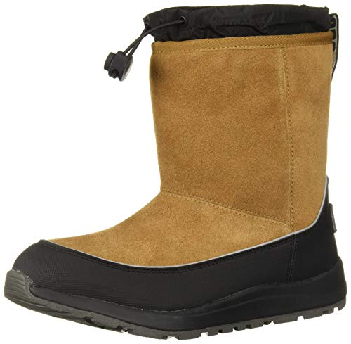 UGG Kirby Weather, Botas Cortas al Tobillo Unisex Adulto, Chestnut, 38 EU