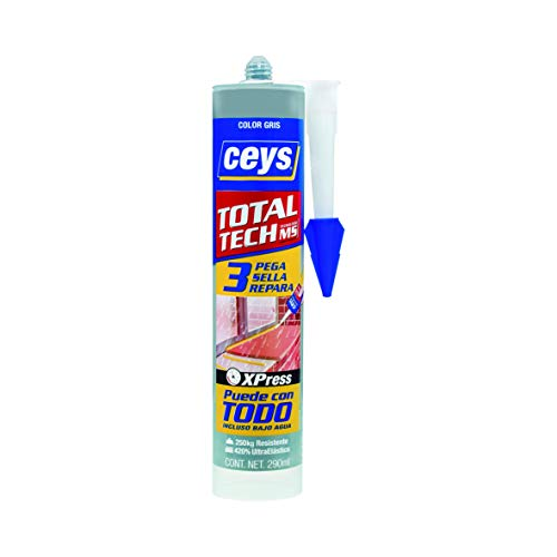 CEYS CE507220 Total Tech Gris Cartucho 290ML