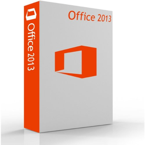 Microsoft Office Home and Student 2013 - Suites de programas (PC, ENG, Windows 7 Home Basic, Windows 7 Home Basic x64, Windows 7 Home Premium, Windows 7 Home Premium x64,)