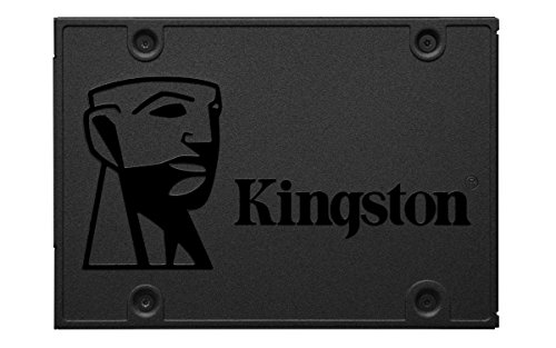 Kingston A400 SSD SA400S37/240G - Disco duro sólido interno 2.5' SATA 240GB