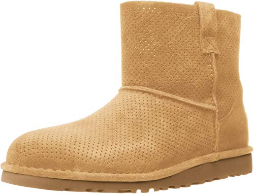 Ugg Classic Unlined Mini Perf Mujer Botas Tostado