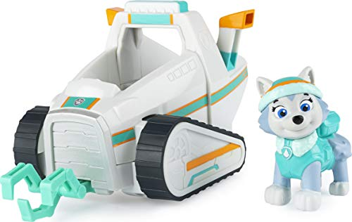 PAW PATROL Vehículo quitanieves Everest's