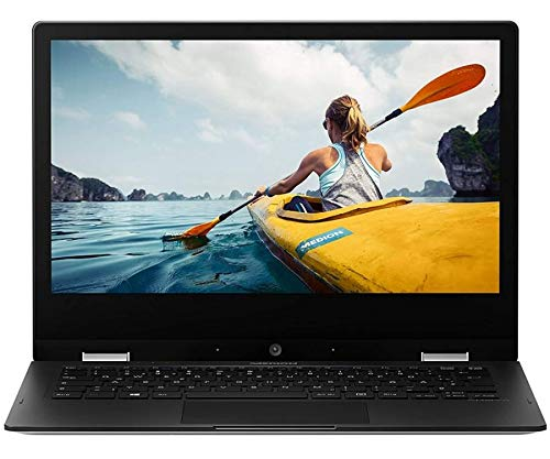 Medion E2291 MD62001 Plata Portátil Convertible 11.6' Táctil 360º FullHD Celeron N4020 64GB 4GB Ram Windows 10 Home