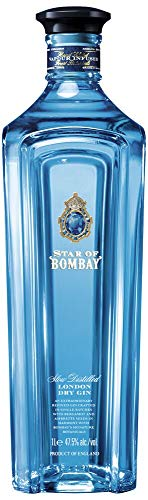 Star of Bombay London Dry Gin - 700 ml