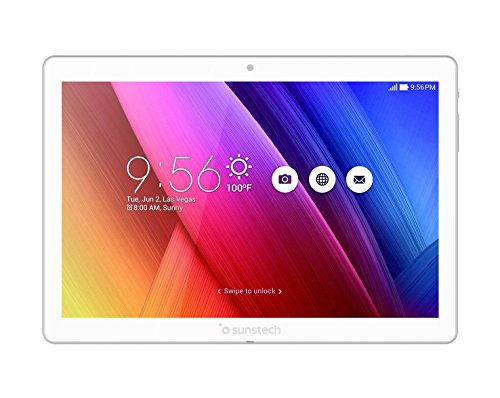 Sunstech TAB2323GMQC - Tablet 3G de 10.1' (3G, WiFi, Bluetooth, USB, Quad Core a 1.3GHz, RAM de 2 GB, Android 5.0) Color Dorado