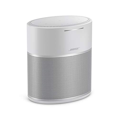 Bose Home Speaker 300 - Altavoz con Amazon Alexa integrada, color plata