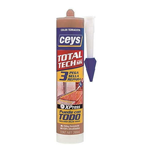 CEYS CE507223 Total Tech Terracota Cart 290ml