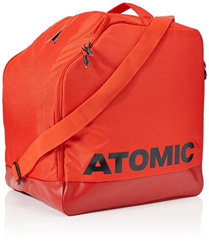 Atomic Boot & Helmet Bag RD Bags, Adultos Unisex, Bright Dark Red, One Size