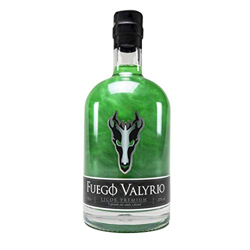 FUEGO VALYRIO Licor Verde - 700 ml