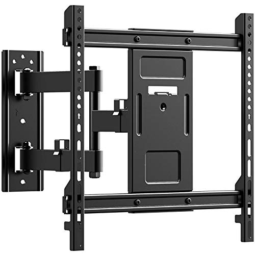 PUTORSEN Soporte de TV Pared Articulado Inclinable Y Giratorio – Soporte De TV para Pantallas De 32-70� TV – MAX VESA 400x400mm, para Soportar 50kg