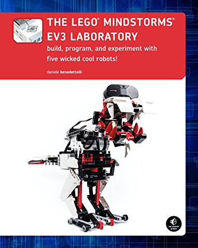 The LEGO MINDSTORMS EV3 Laboratory: Build, Program, and Experiment with Five Wicked Cool Robots! [Idioma Inglés]
