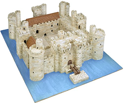 Aedes BoDiam Castle Model Kit, 37 x 26 x 7 cm