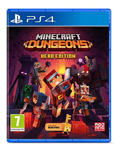 Minecraft Dungeons - Hero Edition Ps4