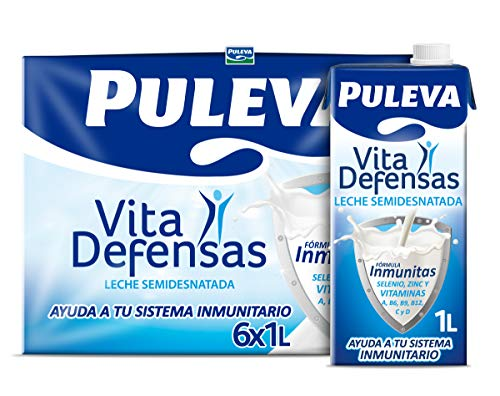 Puleva Leche con Vitadefensas 6000 ml