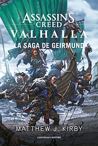 Assassin's Creed Valhalla: la saga de Geirmund (Minotauro Games)