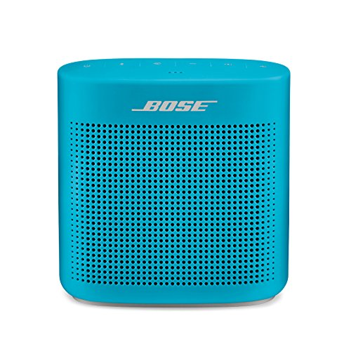 Bose SoundLink Color II - Altavoz Bluetooth, Azul