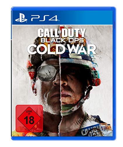 Sony Call of Duty Black Ops Cold War - PS4 USK18