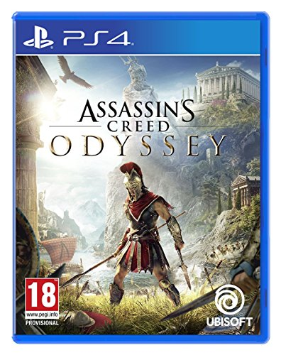 Assassins Creed Odyssey - PlayStation 4 [Importación inglesa]