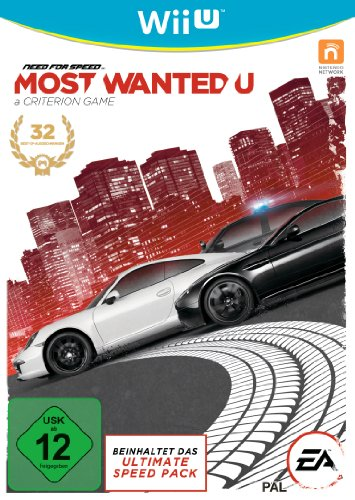 Need For Speed: Most Wanted U [Importación Alemana]