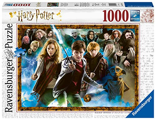 Ravensburger Harry Potter Puzzle para adultos, multicolor, 1000 piezas (15171)