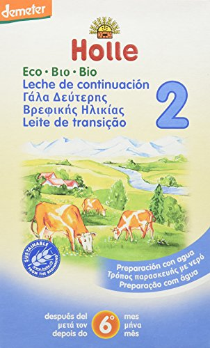 Holle - Leche Holle 2 600 gr 6m+ (1400572112)