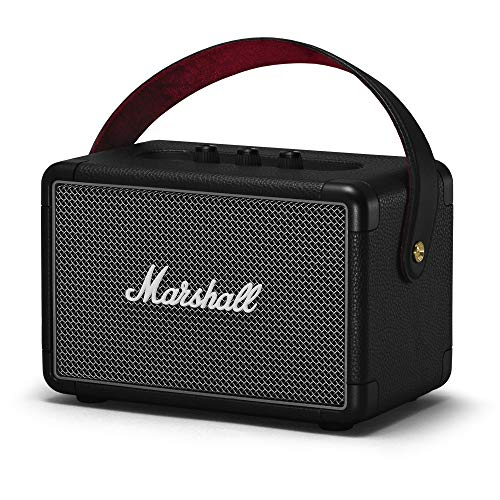 Marshall Kilburn II - Altavoces Portátiles, Color Negro, UK