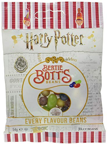 Jelly Belly Harry Potter Caramelos sabores especiales Bertie Botts - 54 g