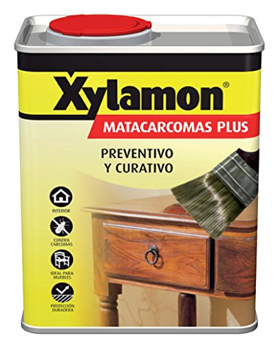 Xylamon 5088749 MATACARCOMAS Plus 5 L, Negro