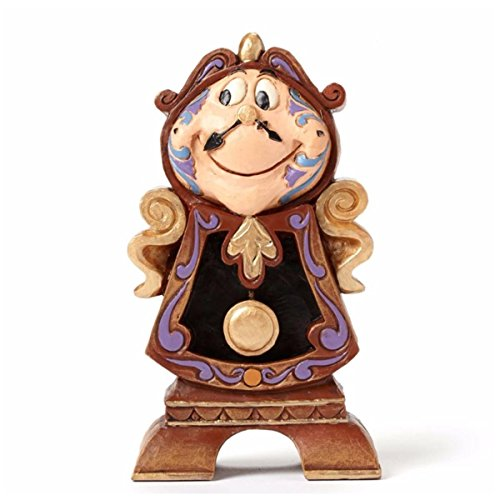 Disney Traditions, Figura de Din Don de 'La Bella y La Bestia', Enesco